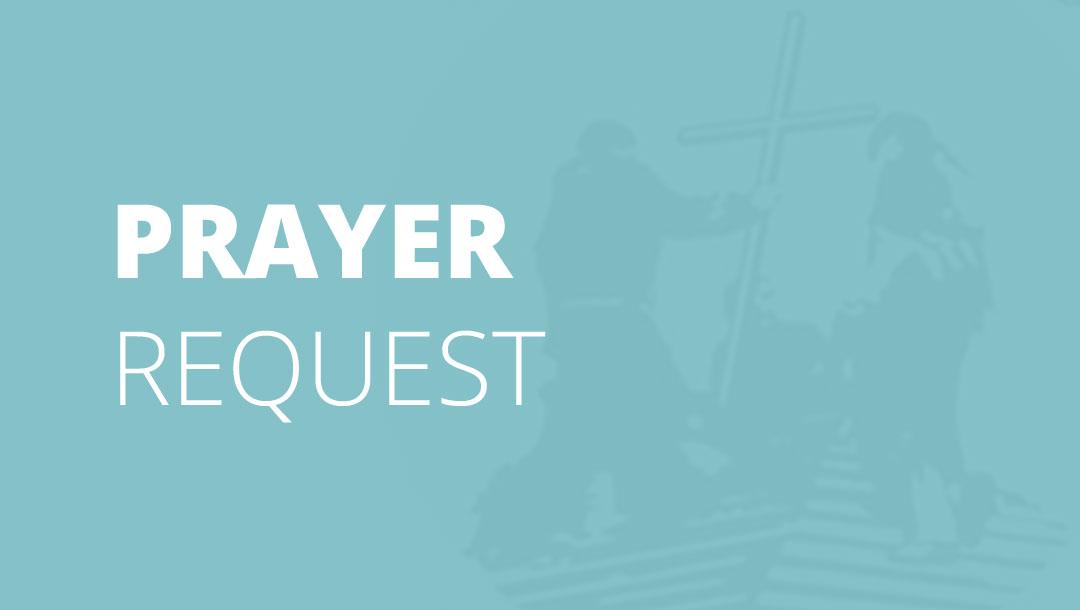 Prayer Request: John Allen Missing
