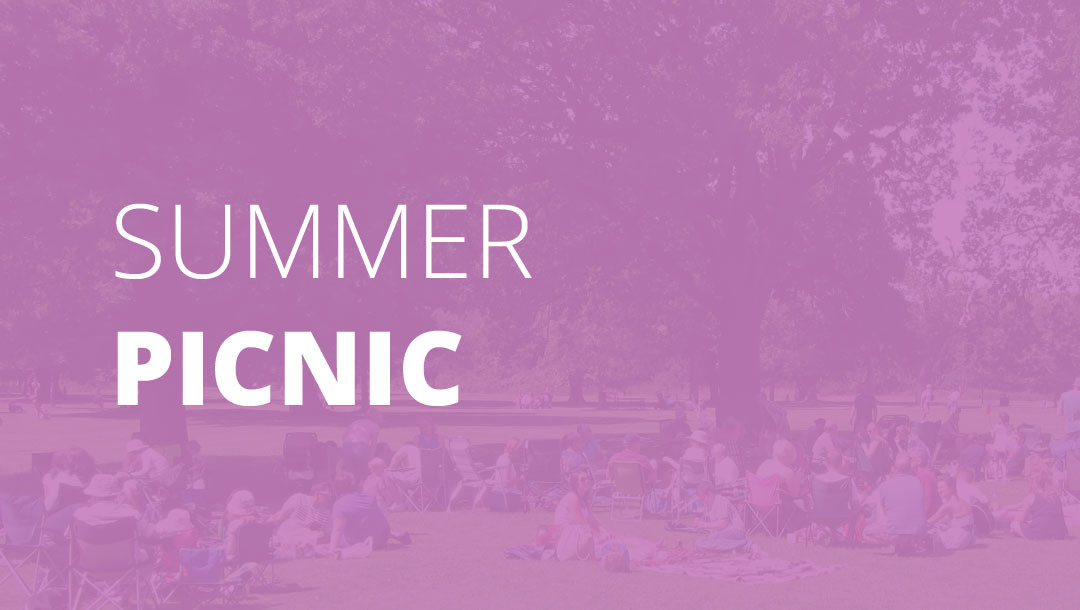 Summer Picnic – New Venue