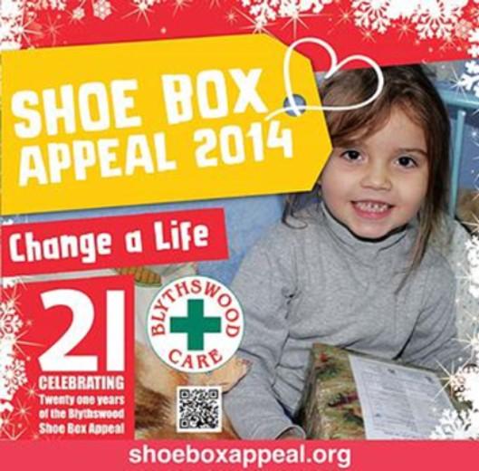 Shoe Box Appeal 2014