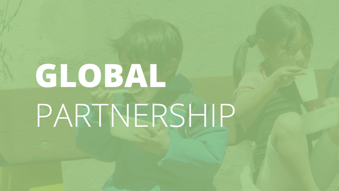 Global Partnership News – Jeni Sutton