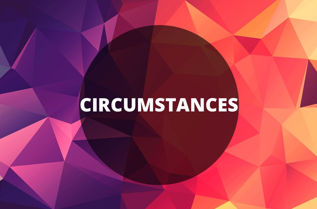 CIRCUMSTANCES – PAUL: Dave Sewell