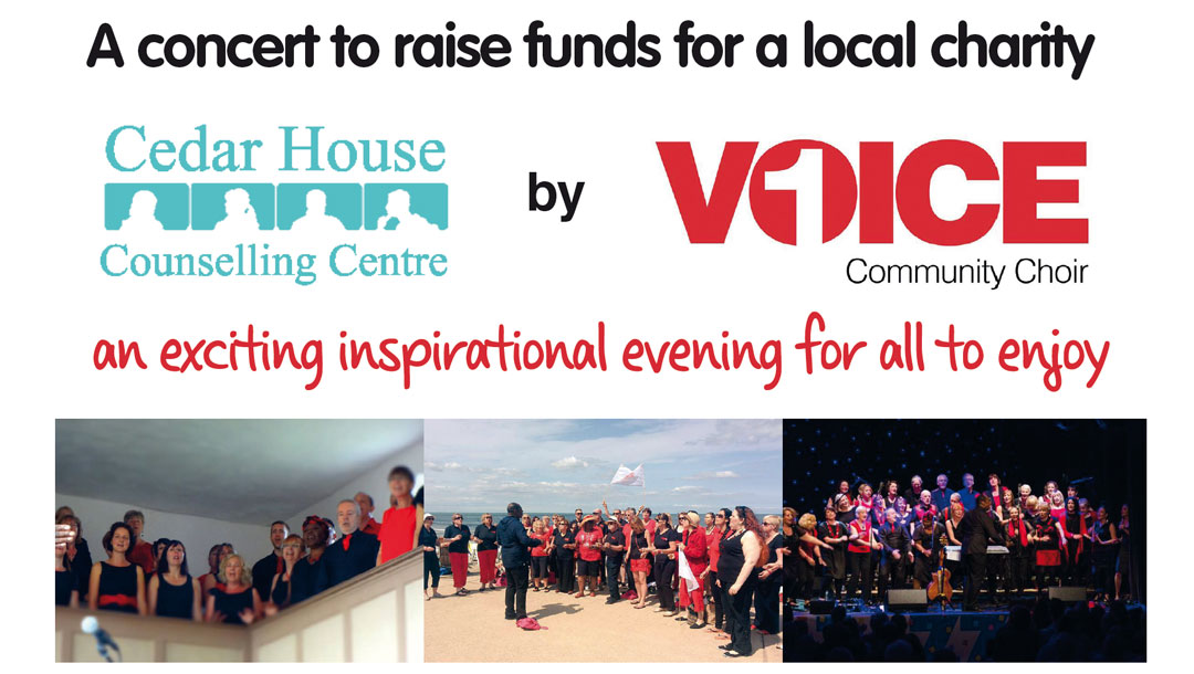 Charity Concert for Cedar House