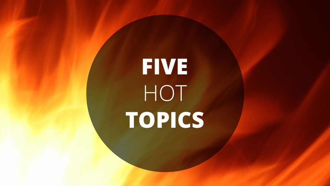 Five Hot Topics – #4: Halloween, witches, wizards, fortune telling and ghosts | Andrew Gardner