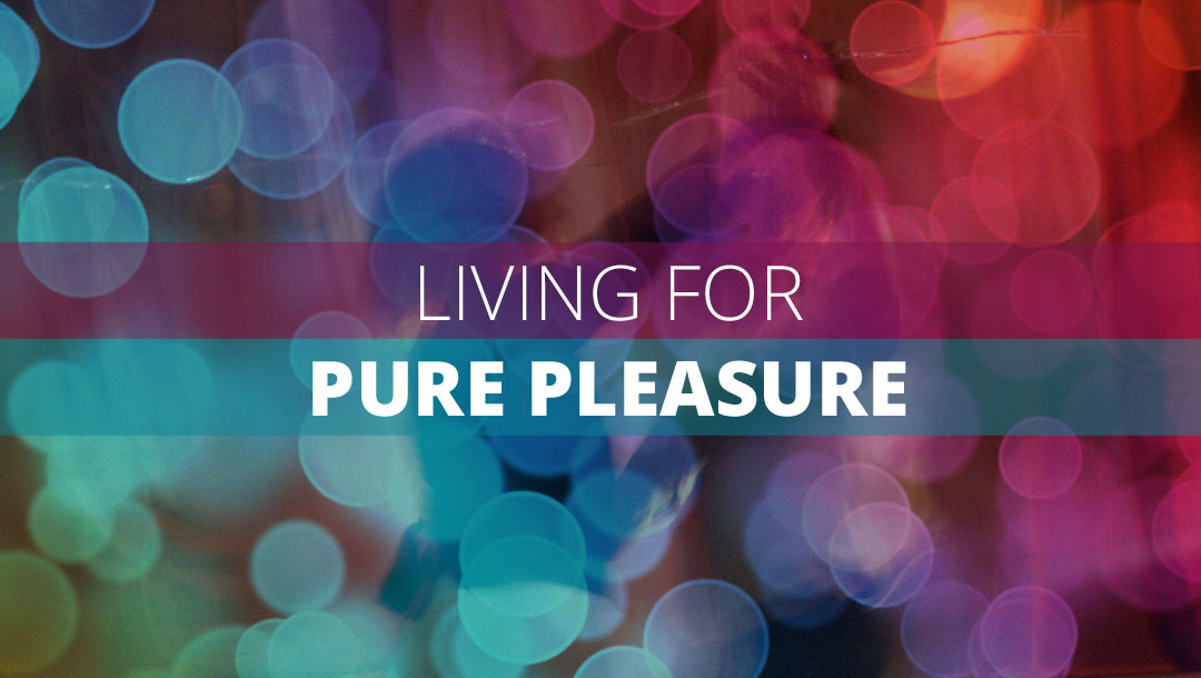 Pure Pleasure – It feels good, so how is it wrong? | Esther Scholes