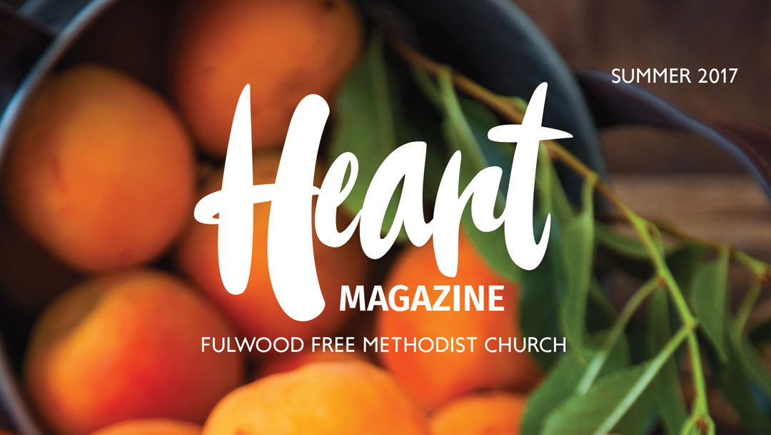 Heart Magazine – Summer 2017 | Bucketloads of Goodness