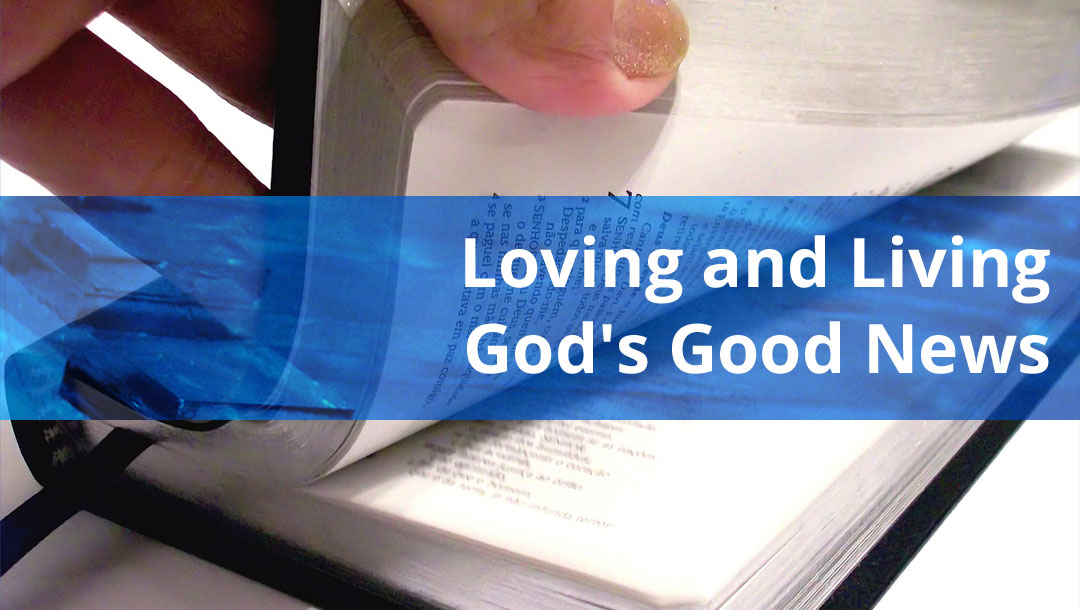 Living God's Good News | Living as a Methodist | David Harvey | Free Methodist Church UK & Ireland Conference 2017