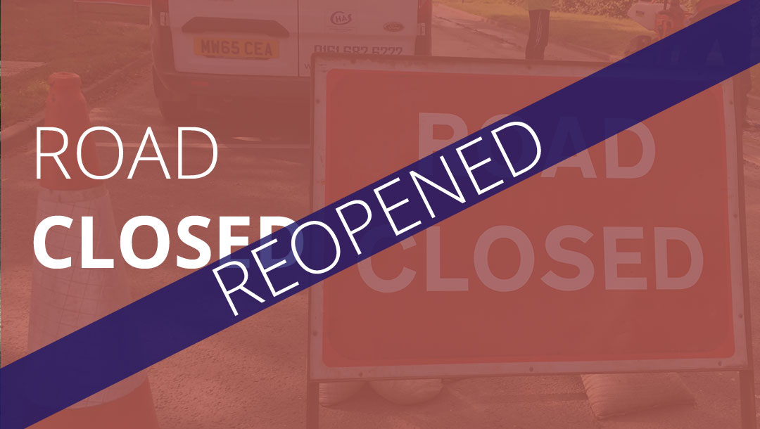 Lightfoot Lane – Reopened
