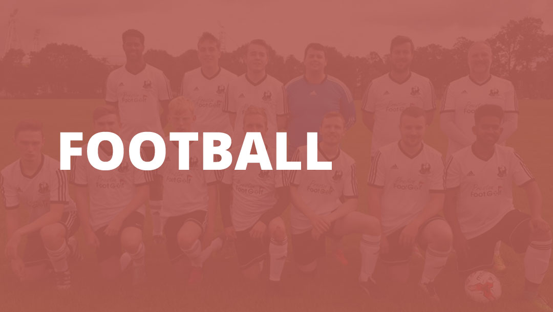 Football: Fulwood v Great Ecclestone