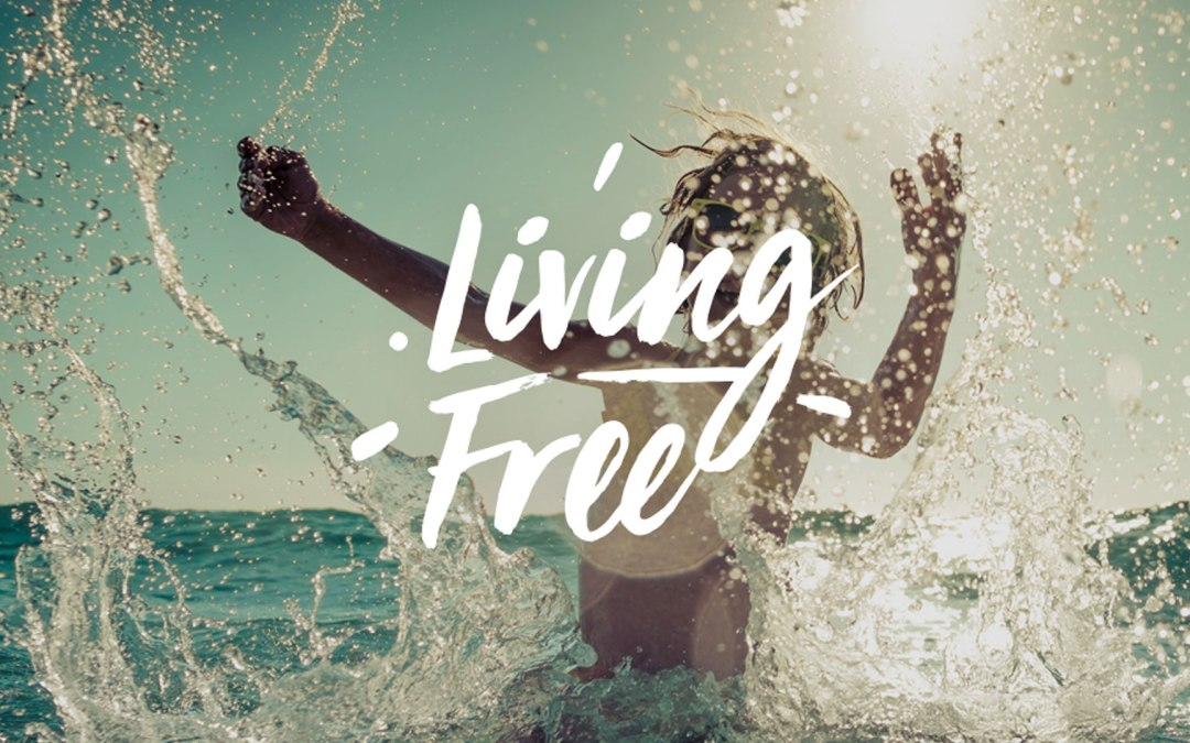 LIVING FREE | Live your Life in Liberty | Psalm 119:32 | Robert Walsh