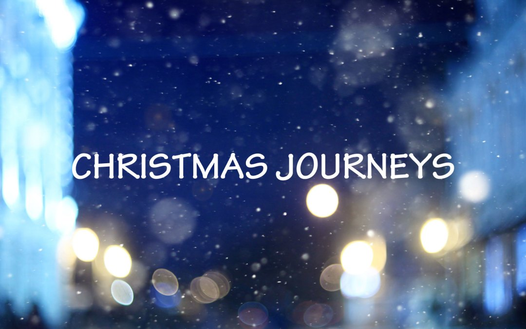 Christmas Journeys | The Highly Favoured Journey | Luke 1:26-38 | Andrew Gardner