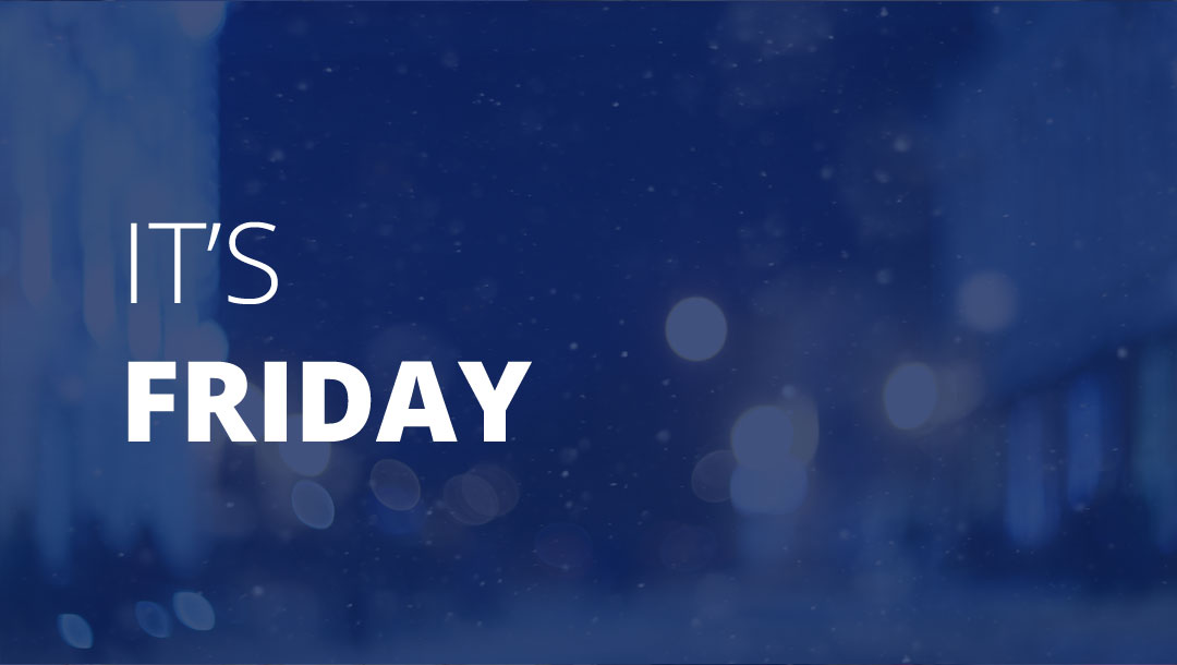 "It's Friday: ""Joy to the World"" – Jeremy Riddle, Bethel Church"
