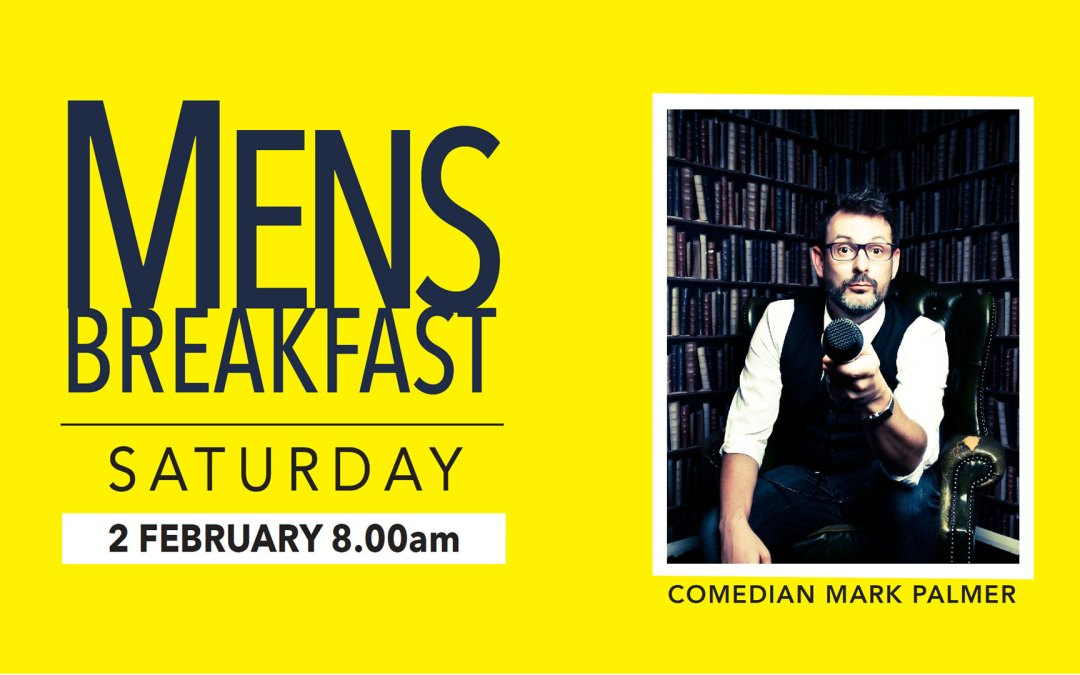 Mark Palmer | Men's Breakfast