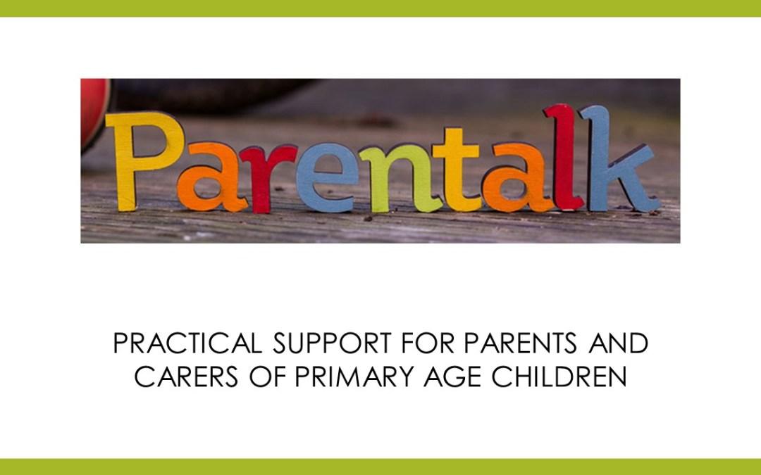 Parentalk – Launch