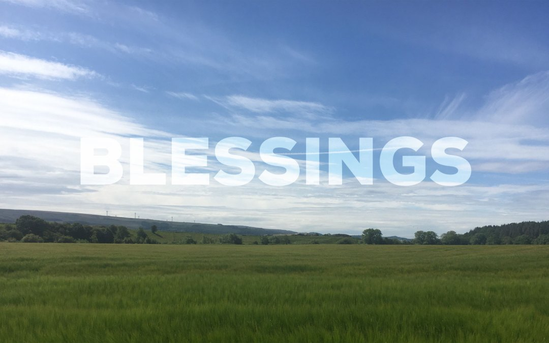 Blessings – Blessed in Provision | Ruth 2 & Deuteronomy 28:8, 11-12 | Andrew Gardner