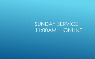Communion Service | Sunday 3rd January 2021 @ 11:00am | Online