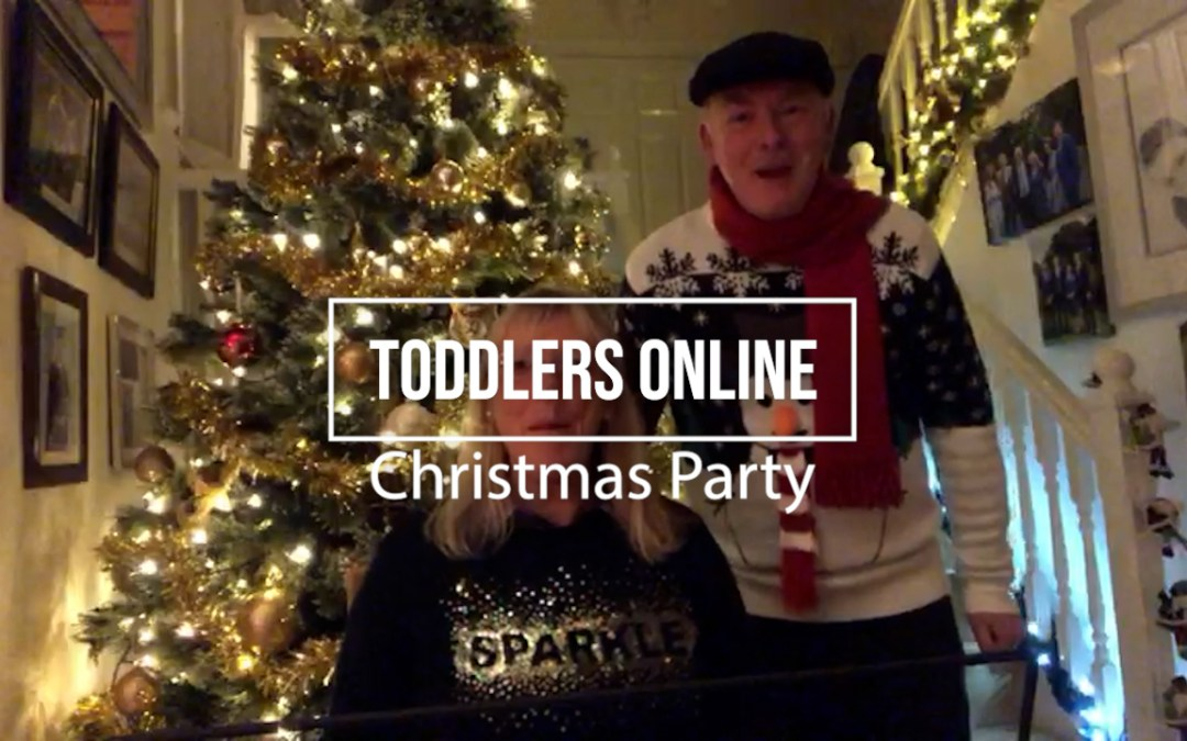 Toddlers Online – Christmas Party