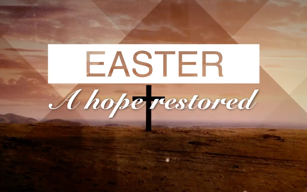 Easter Sunday | 4th April 2021 @ 11:00am
