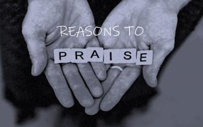 Reasons to Praise – The Holy Spirit | Jason Spender