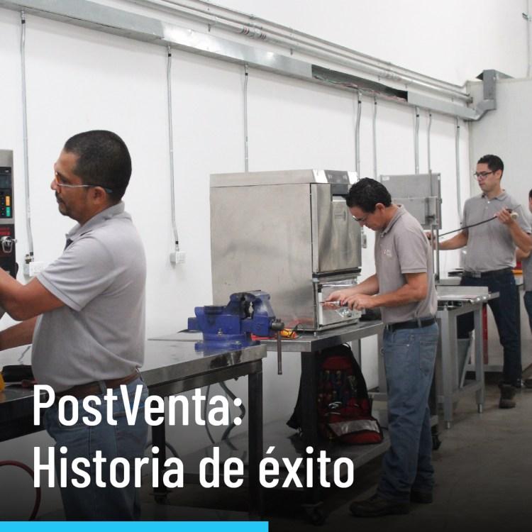 PostVenta: Historia de éxito