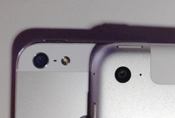 iPhone iPad カメラ デザイン 黄金比 ジョニー