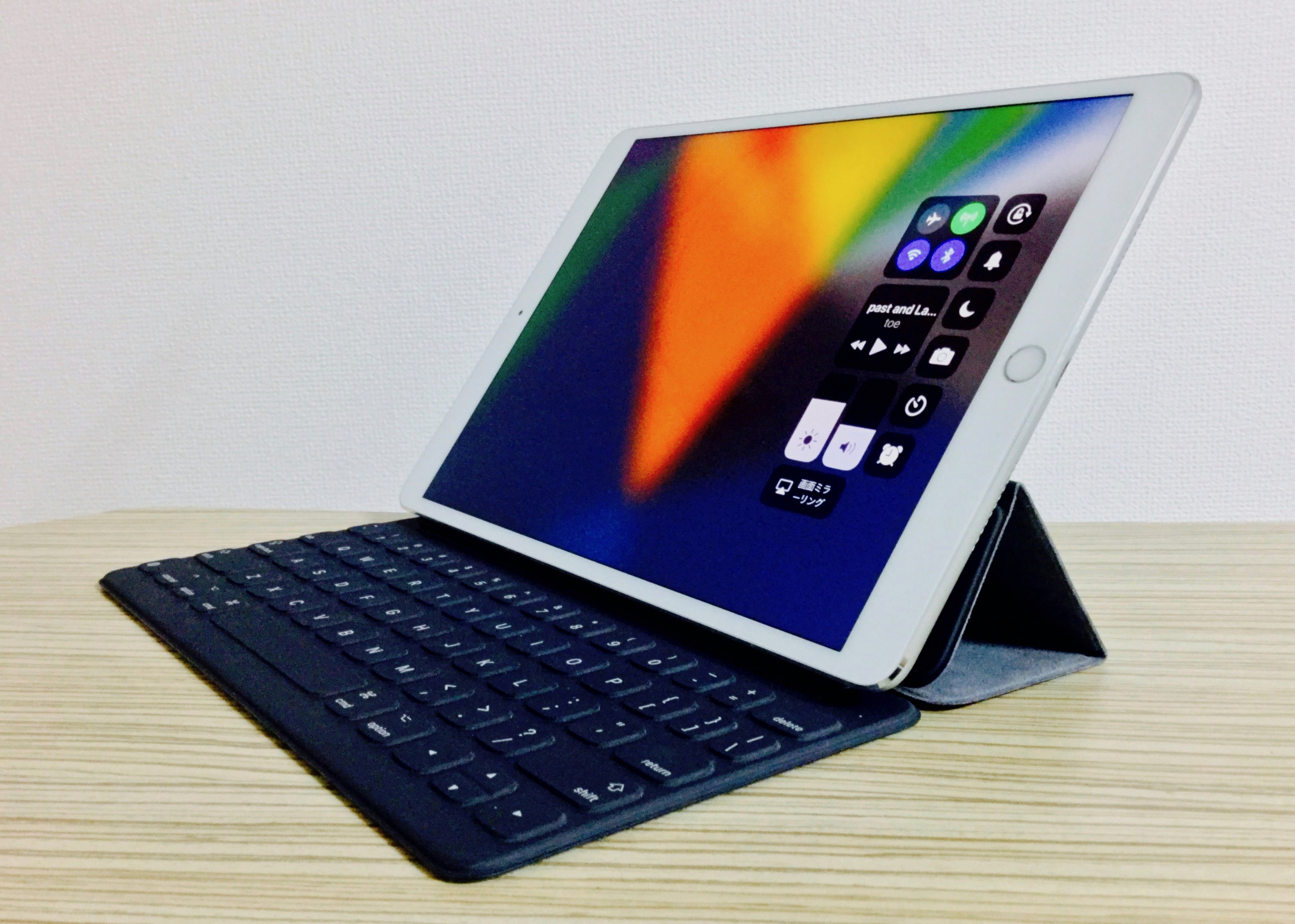 iPad Pro, 10.5, Smart Keyboard