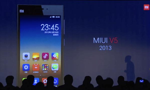 Xiaomi シャオミ MIUI7 レビュー Mi4 MIUI V5 Mi5