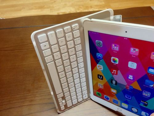 belkin QODE Ultimate Pro Keyboard Case for iPad Air2 タブレット ハードウェア 外付け キーボード レビュー オススメ