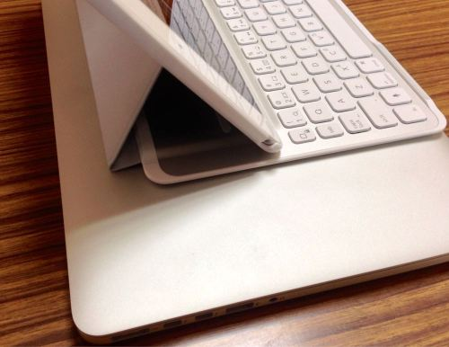 belkin Ultimate Pro Keyboard Case for iPad Air2 レビュー タブレット 外付け キーボード ハードウェア オススメ