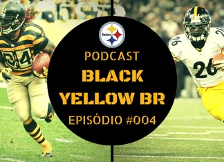 Black Yellow Br Podcast 004 - QBs RBs Steelers 2016
