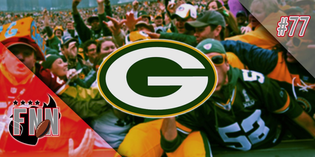 FUMBLE NA NET 077 - Green Bay Packers