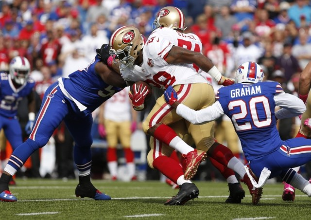 NFL: San Francisco 49ers at Buffalo Bills