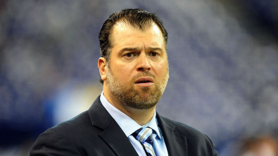 Colts demite Ryan Grigson