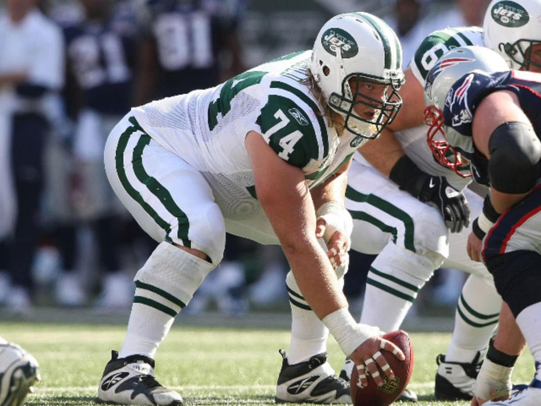 New York Jets cortará Nick Mangold