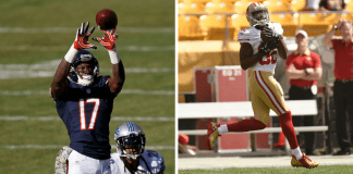 Eagles contrata Alshon Jeffery e Torrey Smith