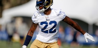 Rams aplica Franchise Tag em Trumaine Johnson