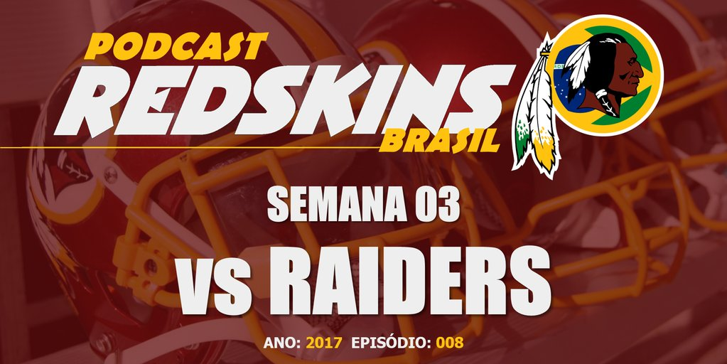 Redskins vs Raiders - Semana 3 Temporada 2017