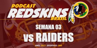 Redskins vs Raiders - Semana 3 Temporada 2017
