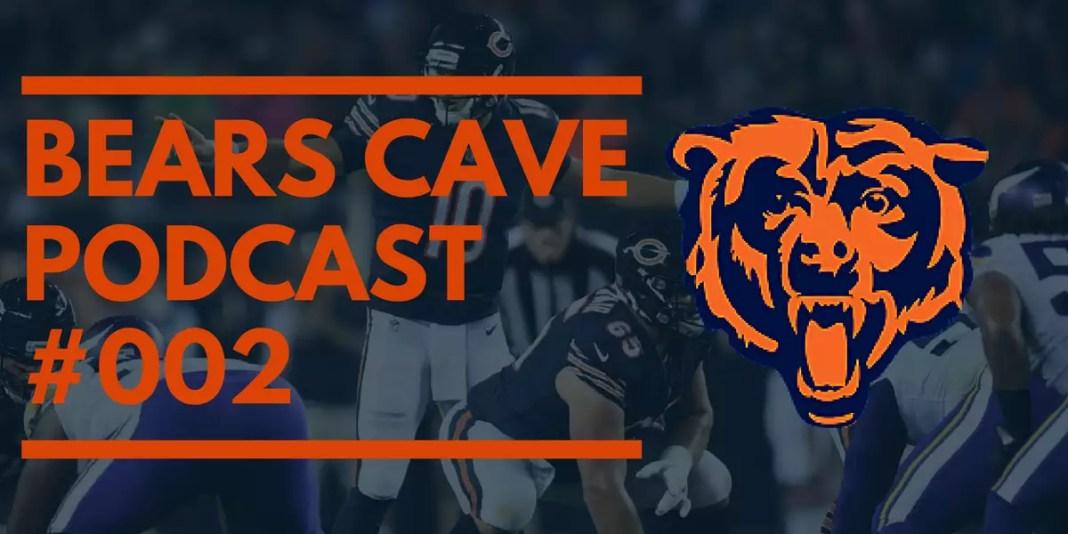 Bears vs Vikings - Semana 5 Temporada 2017