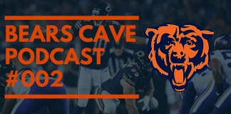 Bears vs Vikings - Semana 5 Temporada 2017
