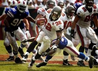 Bucs x Bills Pré jogo da semana 7 da NFL. Foto Reprodução Internet