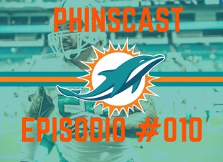 Dolphins vs Panthers - Semana 10 Temporada 2017