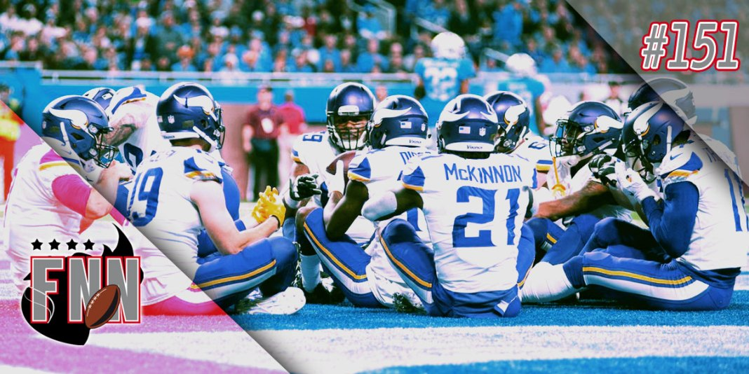 Semana 12 NFL 2017