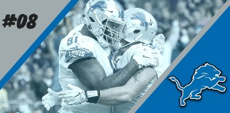 Lions vs Vikings - Semana 12 Temporada 2017