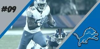 Lions vs Ravens - Semana 13 Temporada 2017
