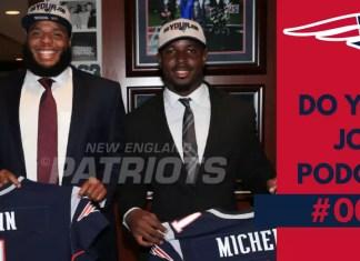 Draft Patriots 2018