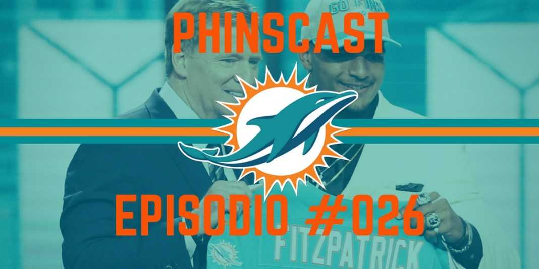 Draft Dolphins 2018