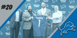 Draft Lions 2018
