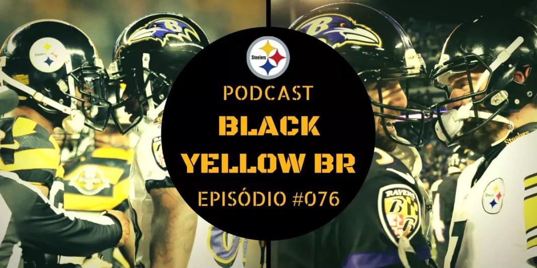 Rivalidade Steelers vs Ravens