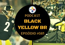 Steelers vs Eagles - Semana 1 Pré-Temporada 2018