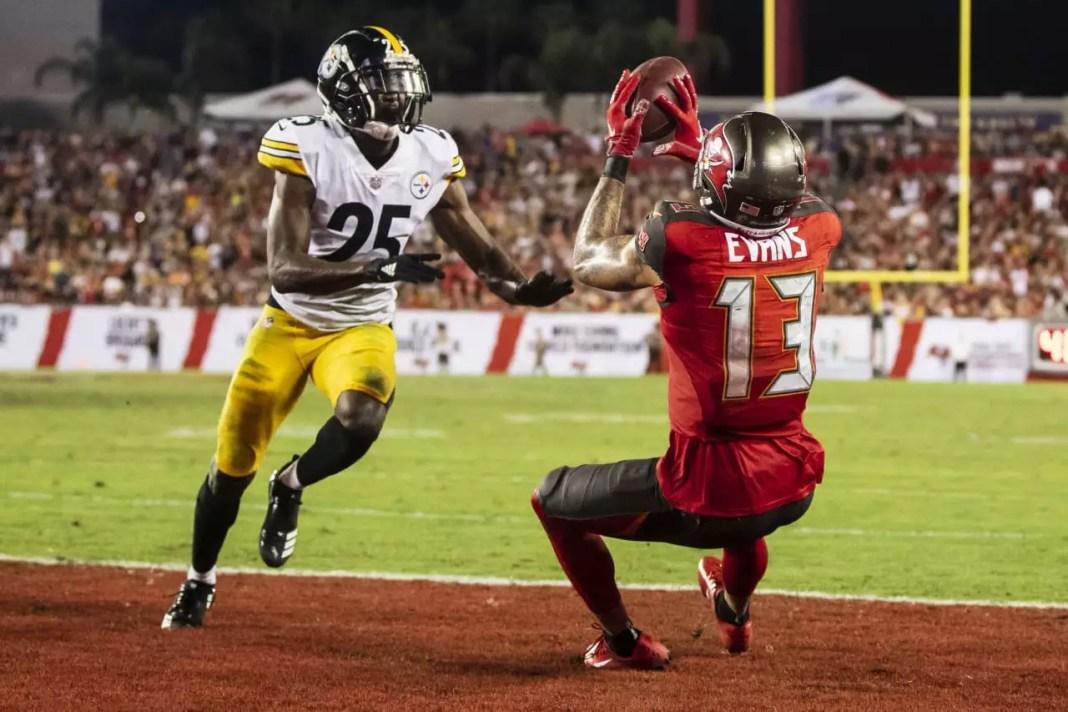 Pós-Jogo Steelers 30 x 27 Buccaneers Week 3